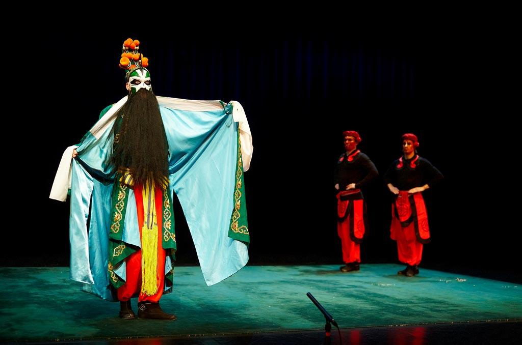 Wusheng Company palkittiin kulttuurityöstä Suomi-Kiina-Kulttuurigaalassa