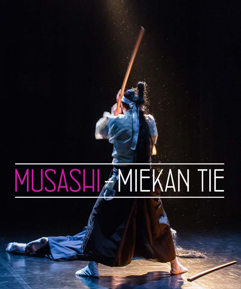 Musashi – Miekan tie