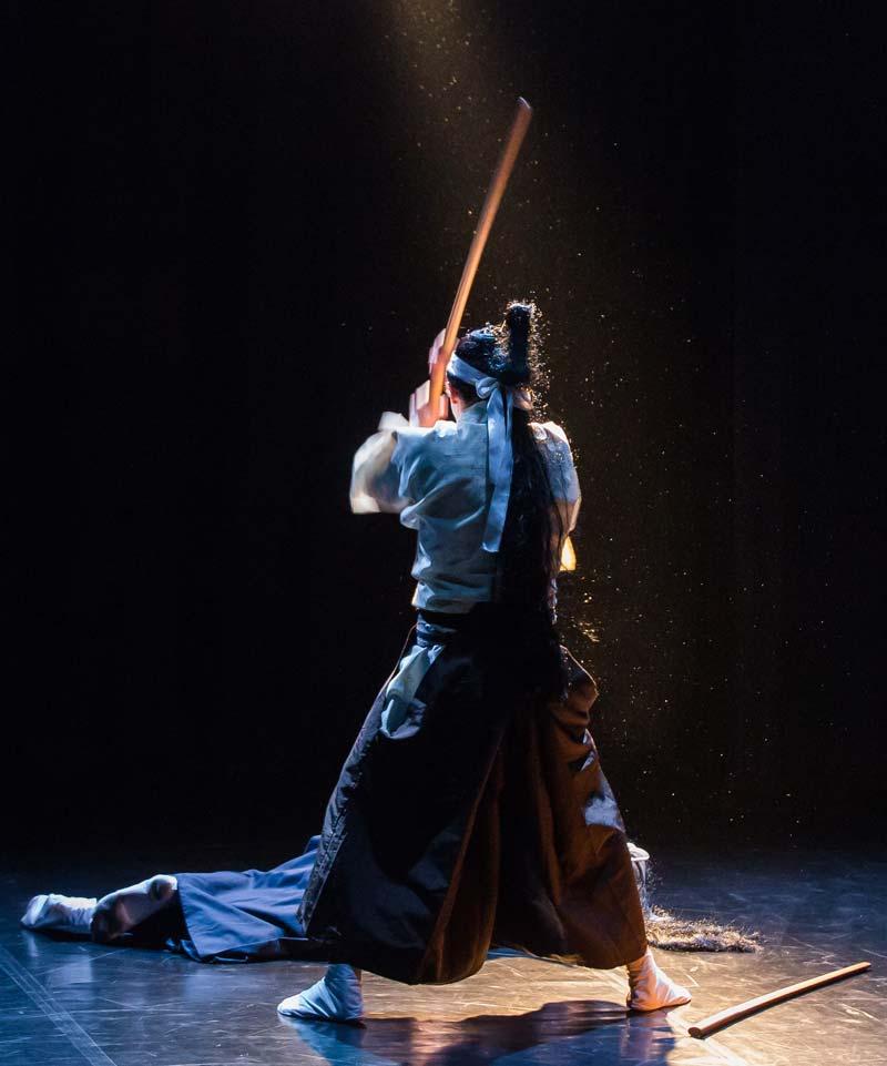 Musashi – miekan tie WHS-teatterissa 2.–11.9.